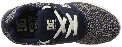 DC Shoes  Heathrow SE, Sneakers basses femme Bleu (Nvy)