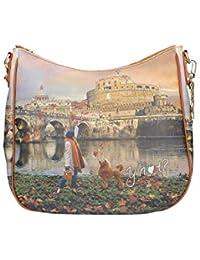 YNOT Sacca BORSE   ACCESSORI K-373 ROMA Joyful Wind Nuovo e3403072540
