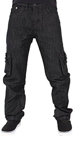 peviani-jeans-homme-noir-taille-40