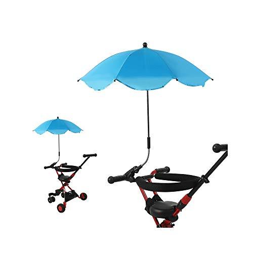 XOYDESLK Kinderwagen Regenschirm Kinder Baby Sonnenschirm Sonnenschirm Buggy Kinderwagen Kinderwagen Zubehör Sonnenschirm Überdachungen Sonnenschirm