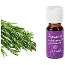 Aceite esencial Romero (Rosmarinus Officinalis) QT Cineol - 10ml