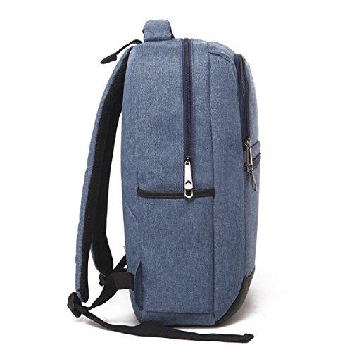 BAAFG Junger Rucksack-Rucksack Reisetasche SapphireBlue