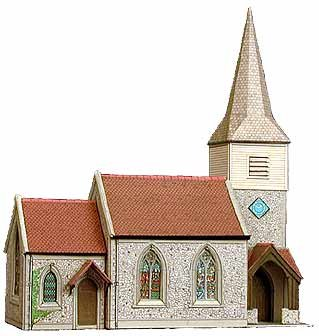 b29-superquick-country-church-1-72-oo-ho-card-model-kit