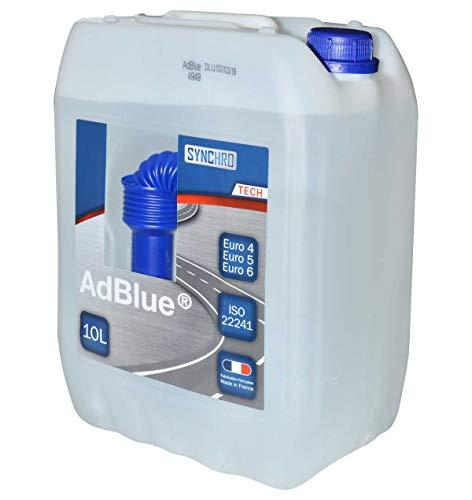 AdBlue SMB Kanister mit Ausgießer, 10 l