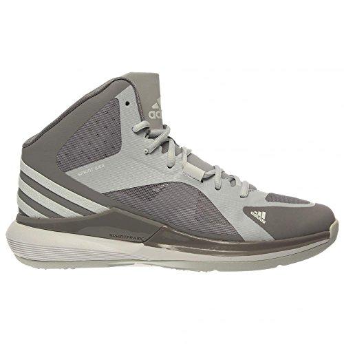 Adidas Pazzo Sciopero scarpe da basket Lonix / ftwwht / clgrey Size 8.5 M Us Lonix/FtwWht/ClGrey