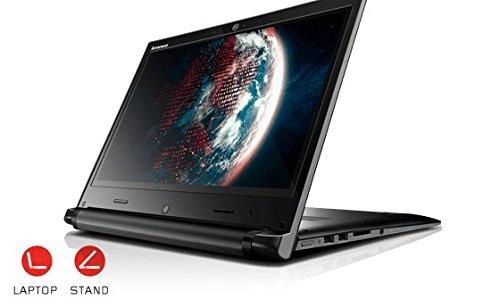 Lenovo Flex 2-14 59-428487 14-inch Laptop (Core i3-4030U/4GB/500GB/Win 8.1/Integrated Graphics), Graphite Grey