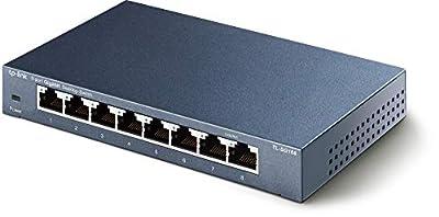 TP-Link Gigabit Netzwerk Switch
