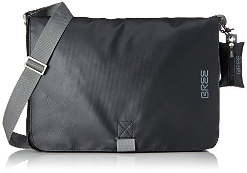 BREE Unisex-Erwachsene Punch 711 Laptop Tasche, Schwarz (Black), 30x8x42 cm