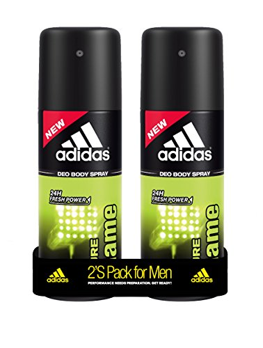 Adidas Pure Game Deodrant, 96g (Pack of 2)