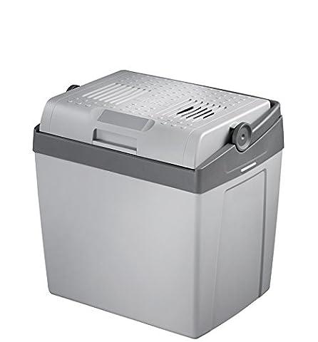 WAECO CoolFun SC26 Thermo Elektrische Kühlbox mit USB Anschluss Kabel, 12 Volt, 25 Liter