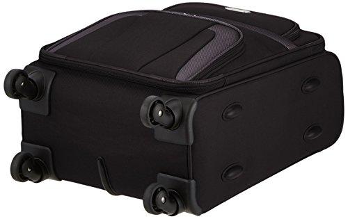 Travelite Orlando 4 W Trolley S, 98547-01 Koffer, 54 cm, 35 Liter, Schwarz - 5