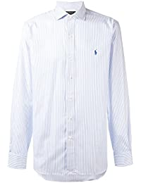 CAMICIA RIGA SLIM FIT IN COTONE