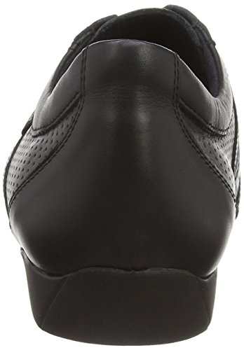 Diamant Diamant Ballroom Sneakers Herren 133-225-042, Chaussures de Danse de salon homme Noir - Noir