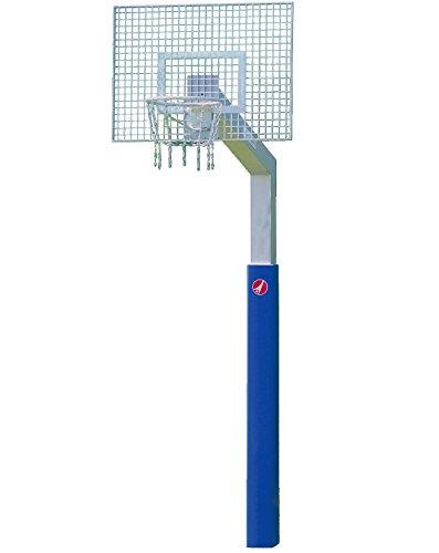 Sport-Thieme® Basketballanlage Fair Play Silent, Korb Outdoor, 180x105 cm