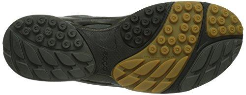 Ecco Ecco Biom Ultra, Chaussures de sports extérieurs homme Noir (Black/Dark Shadow/Dried Tobacco 58799)