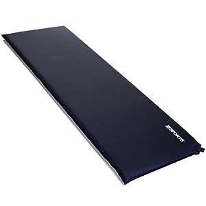 LCP Sports Selbstaufblasende Luftmatratze Isomatte 200x66 cm und 10 cm...
