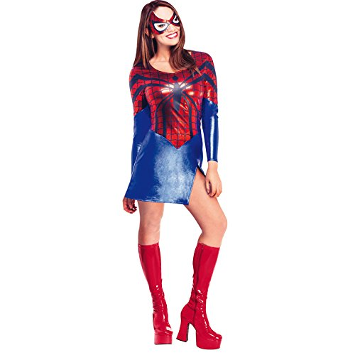 (Rubie's 3 880954 S - Spidergirl Kostüm, Größe S)