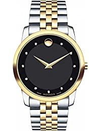 amazon co uk movado watches movado mens watch 606879