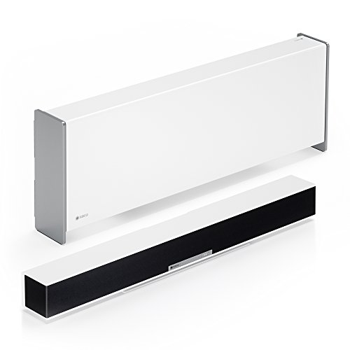 Raumfeld Soundbar (Wireless Soundbar, Wireless Subwoofer, Streaming, Spotify, kabellos, Multiroom, App) -