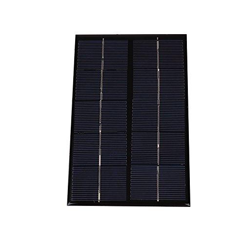 Sedeta 88x142MM Epoxyd polykristallines Silikon Sonnenkollektor 5V 1.9W Energien Bank Panels DIY Lademodul für stromsparende Geräte