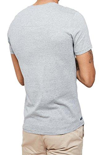 Threadbare -  T-shirt - Uomo Grey