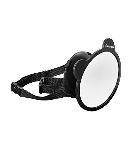 Maxi-Cosi Großer Sicherheitsspiegel für das Auto (mit großem Sichtwinkel) schwarz