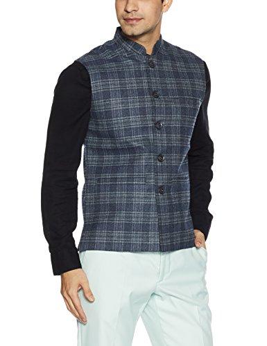 Fort Collins Men's Nehru Jacket (92850 OLBlueM)