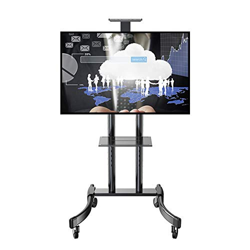 Mobile TV-Stand Trolley Cart Mobile TV Cart 40