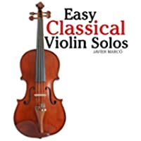 Easy Classical Violin Solos