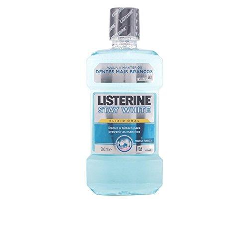 LISTERINE - STAY WHITE moutwash 500 ml-unisex