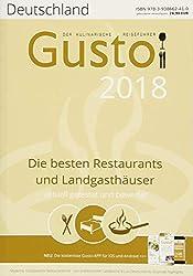 GUSTO Deutschland 2018: Der kulinarische Reiseführer