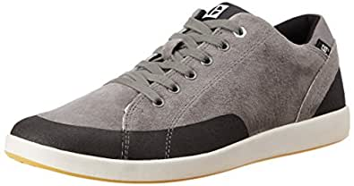 Cat Footwear Mens CENTRIC Trainers Gray Grau (Charcoal Tango) Size: 42