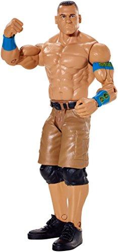 Preisvergleich Produktbild Mattel DGN07 - WWE - Superstar - Action Spielfigur - John Cena in brauner Cargohose [UK Import]