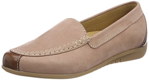 Gabor Shoes Damen Jollys Slipper, Mehrfarbig (Antikrosa/Coca), 42 EU