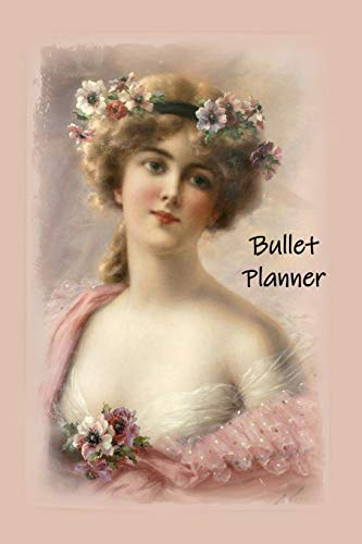 Bullet Planner: Dot Grid Journal for Organizing Your Life, Tracking Your Budget, Managing Your Goals and Habits, Living Your Dreams and Expressing Your Unique Creativity. Rose Chiffon Chiffon Dot