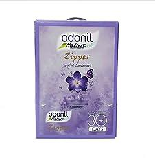 Odonil Zipper Joyful Air Freshener - 10 g (Lavender, Pack of 6)