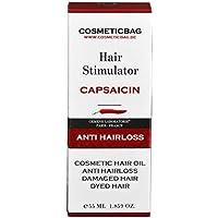ANTI de caída del cabello 55 ml Serum haaröl contra caída del cabello wirksam Hombres.