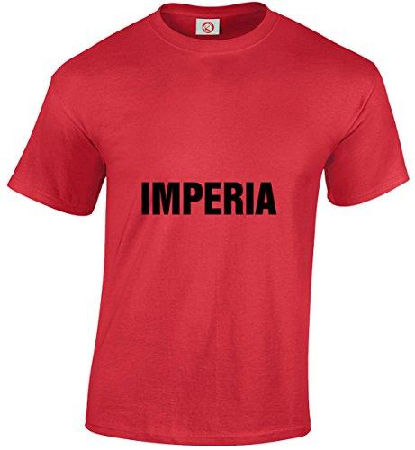 T-shirt Imperia rossa