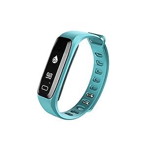 DANILE Intelligenz Herzfrequenzmessung Blutdruckmessung Blutsauerstoffüberwachung Schlaf Bluetooth Pedometer Sport Armband