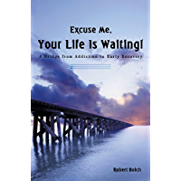 Excuse Me, Your Life Is Waiting!: A Bridge from Addiction to Early Recovery (English Edition)