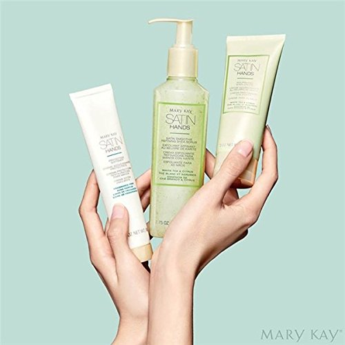 Mary Kay Satin Hands - White Tea & Citrus by Mary Kay Peeling Set