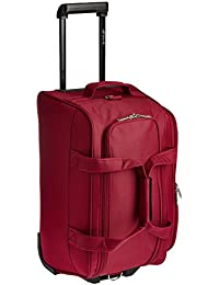 Pronto Munich Polyester 55 cms Maroon Travel Duffle (6519 - MR)