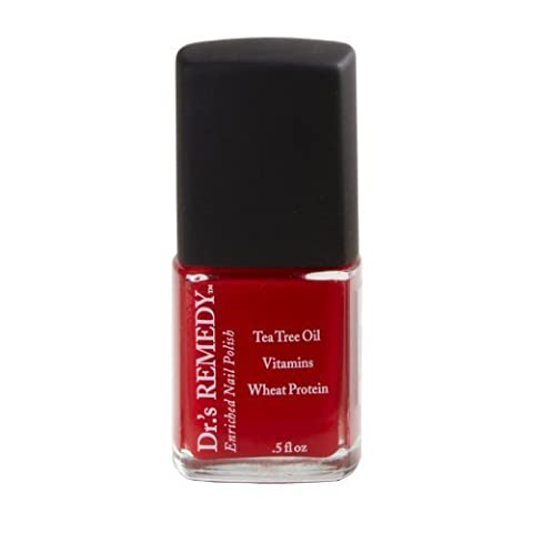 Dr.'s Remedy Enriched Nail Polish .5 fl oz - Rescue Red by Dr.'s Remedy