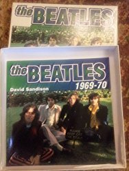 Beatles 1969-70 UK Box Set (Book, Inserts Poster) NOT CD Included
