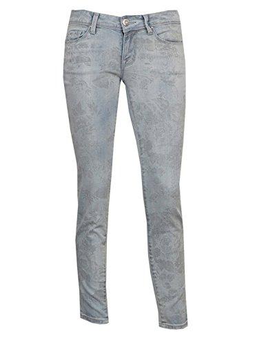 CIMARRON Damen Jeans Hose Regular Fit gerades Bein - Baumwolle - mehrfarbig original 31
