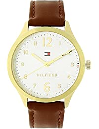 Tommy Hilfiger Analog White Dial Women's Watch-TH1781802J