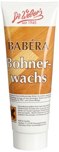 Babera Dr. Wolf Bohnerwachs, 2er Pack (2 x 250 ml)