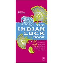 The Indian Luck Book by Monisha Bharadwaj (2002-11-26)