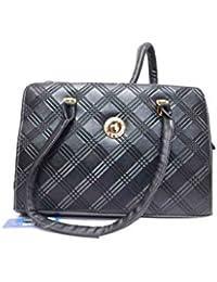 Adiari Fashion Chic Black Coloured Handbag for Women