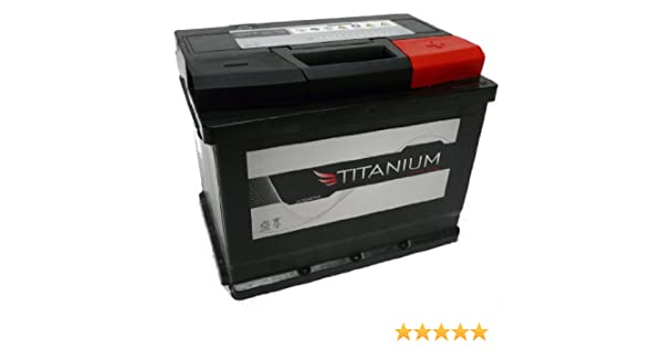 096 Titanium Sealed Car Battery 72Ah